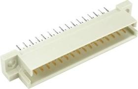 DIN41612 вилка 32х2 AB (64 конт.)